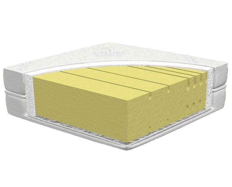 lifetime matratze 5 zonen komfortschaum 90x200cm. Black Bedroom Furniture Sets. Home Design Ideas