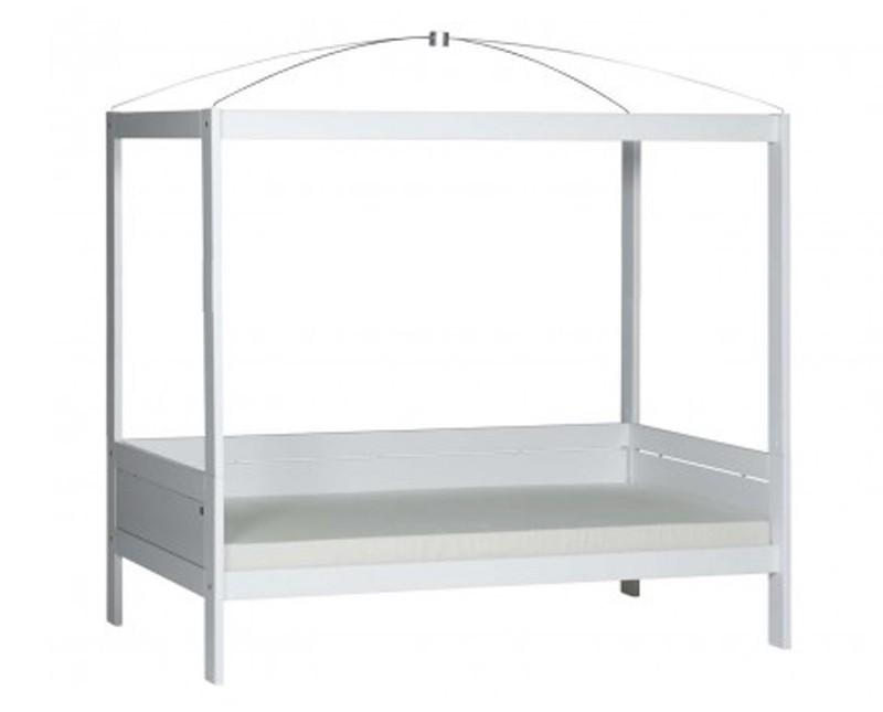 lifetime basisbett als himmelbett lelefant kinderwelt. Black Bedroom Furniture Sets. Home Design Ideas